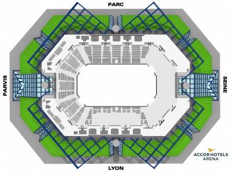 Vianney - Accorhotels Arena from 8 to 9 June 2018