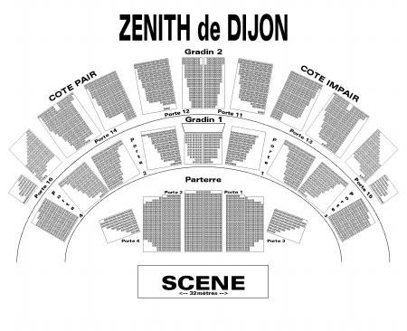 Dirty Dancing - Zenith De Dijon le 3 avril 2018