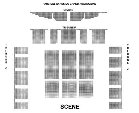 Stars 80 triomphe espace carat grand angouleme isle d for Parc expo angouleme