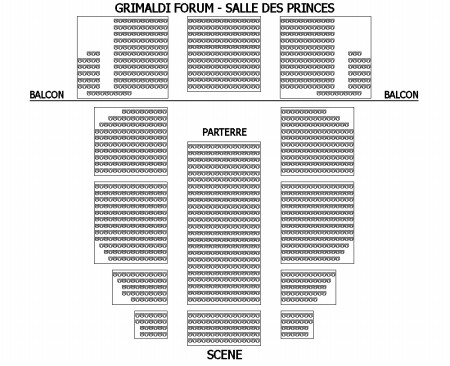 Kev Adams - Salle Des Princes - Grimaldi Forum the 15 May 2019