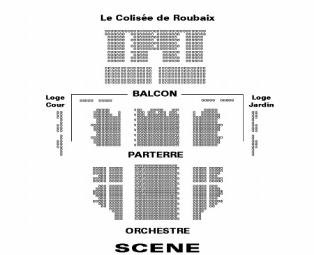 Le Laureat - Le Colisee - Roubaix le 27 avril 2019