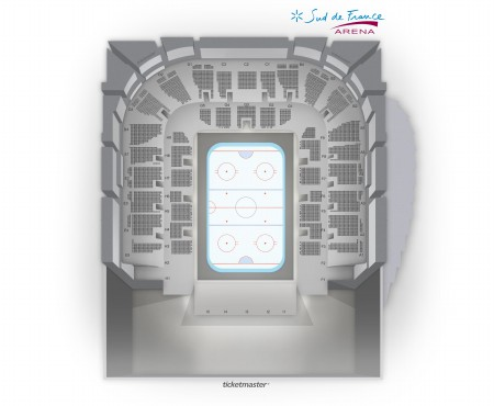 Holiday On Ice - Sud De France Arena du 19 au 20 mars 2019