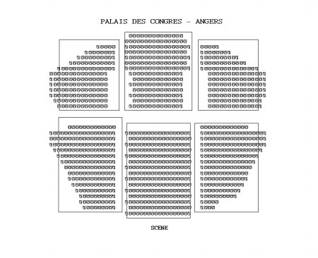 Buy Tickets For Elodie Poux In Centre Des Congres D Angers Angers France Ticketmaster Fr