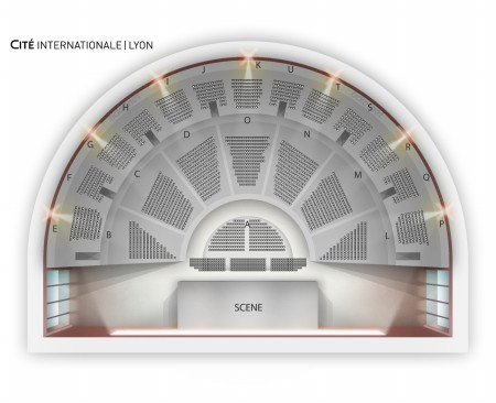 Lara Fabian - L'amphitheatre - Cite Internationale le 18 mars 2020