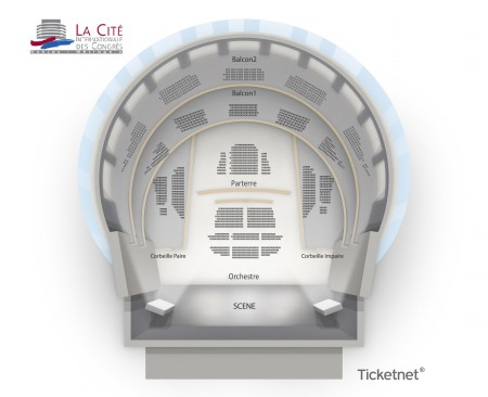 Lara Fabian - Cite Des Congres the 9 February 2020