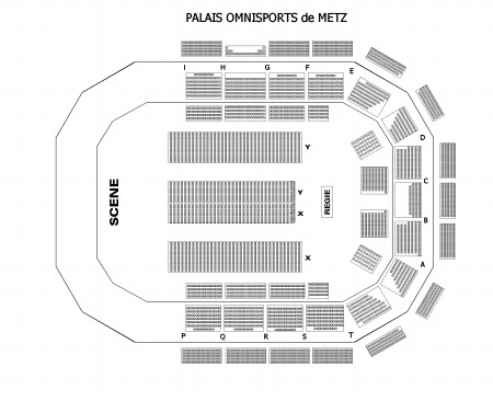 Lara Fabian - Les Arenes De Metz the 11 January 2020