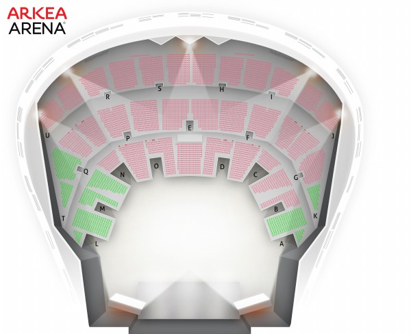 Les Bodin's - Arkea Arena from 25 to 27 February 2022