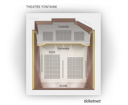 J'ai Envie De Toi - Theatre Fontaine from 29 August 2019 to 5 January 2020