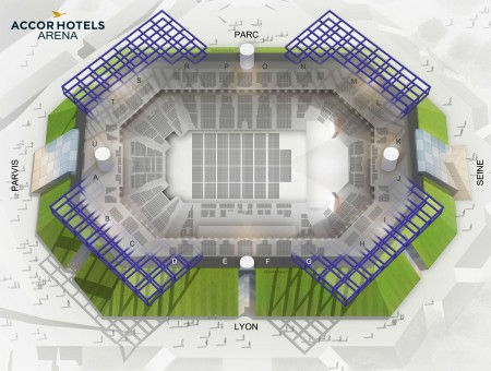 Angele - Accorhotels Arena from 18 to 19 February 2020