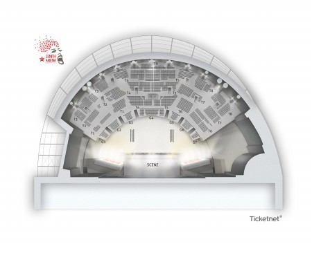 Holiday On Ice 2020 - Zenith Arena Lille du 8 au 10 mai 2020
