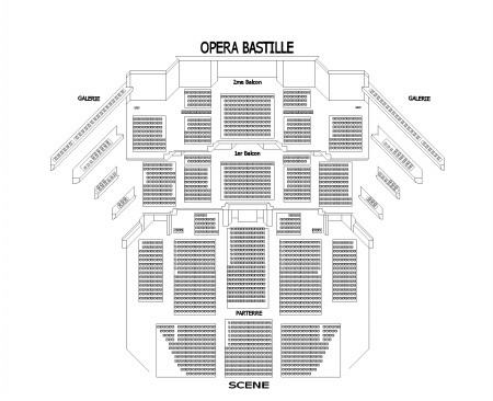 Rigoletto - Opera Bastille from 2 June to 12 July 2020
