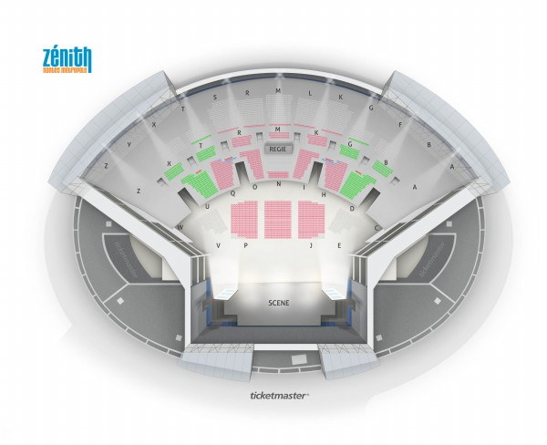 Norman - Zenith Nantes Metropole from 13 March 2020 to 18 April 2021