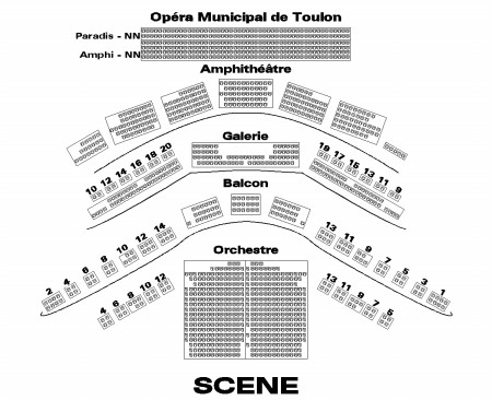 La Nuit Du Piano 5 - Opera De Toulon the 8 February 2020
