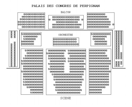 D'jal - Palais Des Congres from 24 March to 7 October 2020