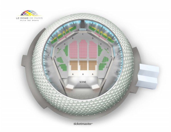 Disney En Concert - Dome De Paris - Palais Des Sports du 29 au 31 octobre 2021