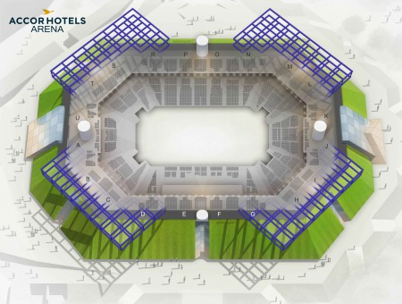 Meeting De Paris Indoor 2020 - Accorhotels Arena le 2 février 2020