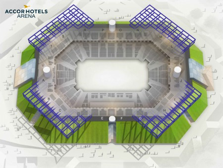 Finale De La Coupe De France De Hockey - Accorhotels Arena le 16 février 2020