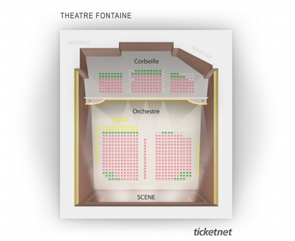 J'ai Envie De Toi - Theatre Fontaine from 16 January 2020 to 3 January 2021