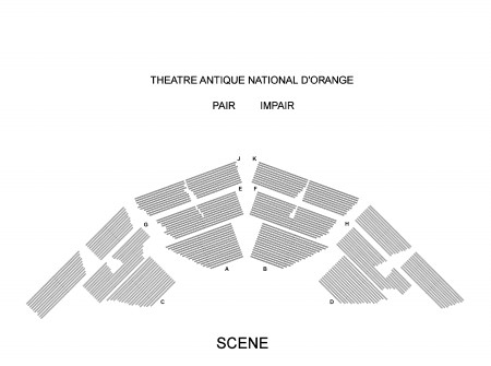 Calogero Symphonic - Theatre Antique the 6 June 2020
