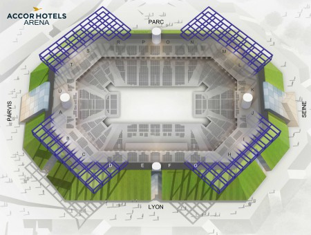 Finales De La Coupe De France 2020 - Accorhotels Arena du 24 au 25 avril 2020
