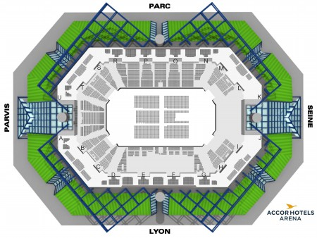 Harry Styles - Accorhotels Arena from 13 May 2020 to 8 March 2021