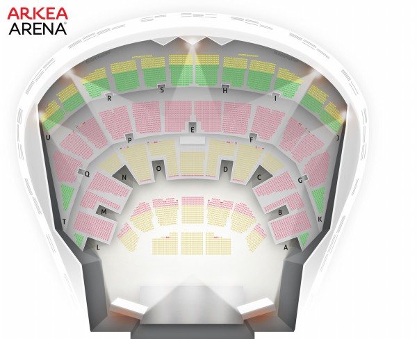 Patrick Bruel - Arkea Arena from 11 June to 29 September 2020