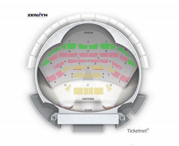 Stars 80 - Zenith De Caen from 27 May 2020 to 28 April 2021