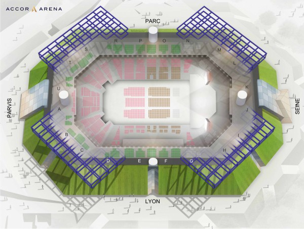Born In 90 - Accorhotels Arena the 18 December 2020