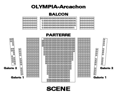 Gad Elmaleh - Olympia from 9 to 10 July 2021