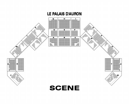 Daniel Guichard - Le Palais D'auron from 16 January 2021 to 24 February 2022