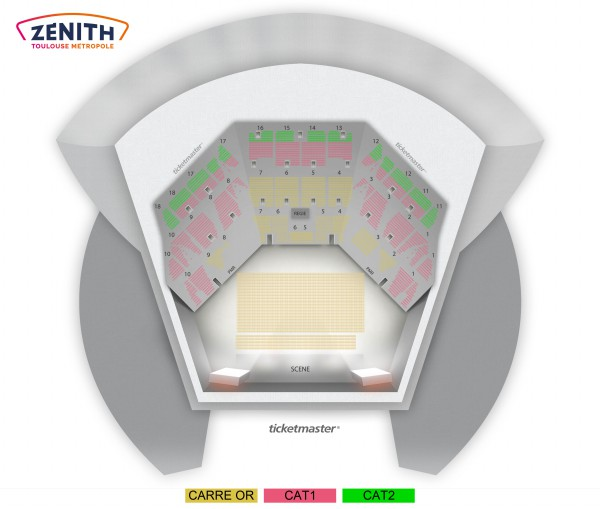 Sting - Zenith Toulouse Metropole the 19 October 2021