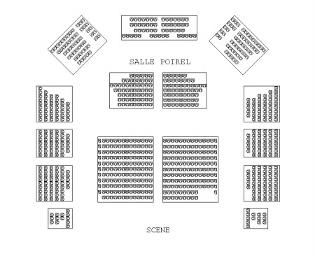 Laurent Baffie - Salle Poirel from 29 January 2021 to 2 March 2022