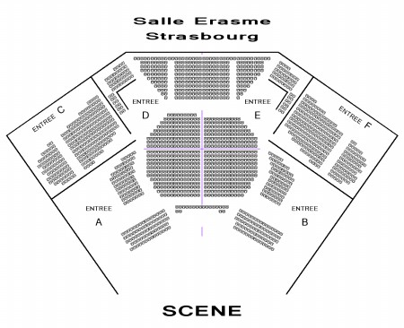 Maxime Gasteuil - Palais Des Congres-salle Erasme from 5 March 2021 to 13 March 2022
