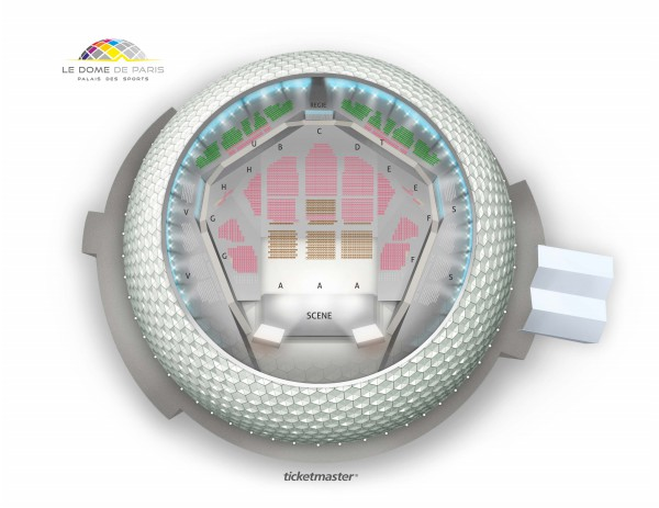 Miraculous - Dome De Paris - Palais Des Sports from 20 December 2020 to 2 January 2022