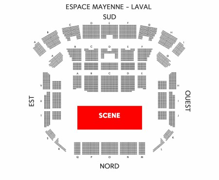 Veronic Dicaire - Espace Mayenne the 6 March 2022
