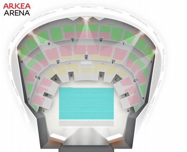 Woodkid - Arkea Arena from 29 January to 30 October 2021