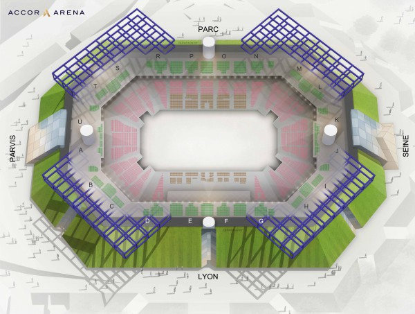 Carimi - Accor Arena le 9 octobre 2021