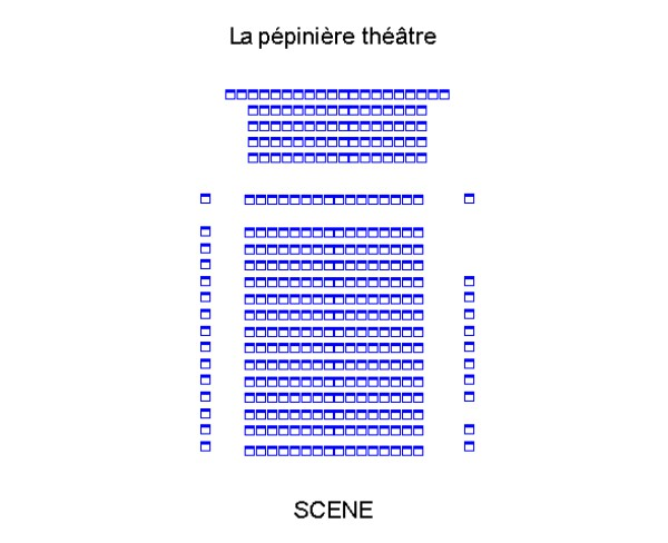 Intra Muros - La Pepiniere Theatre from 21 August 2020 to 27 February 2021