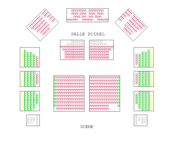 Louis Chedid - Salle Poirel the 14 December 2021