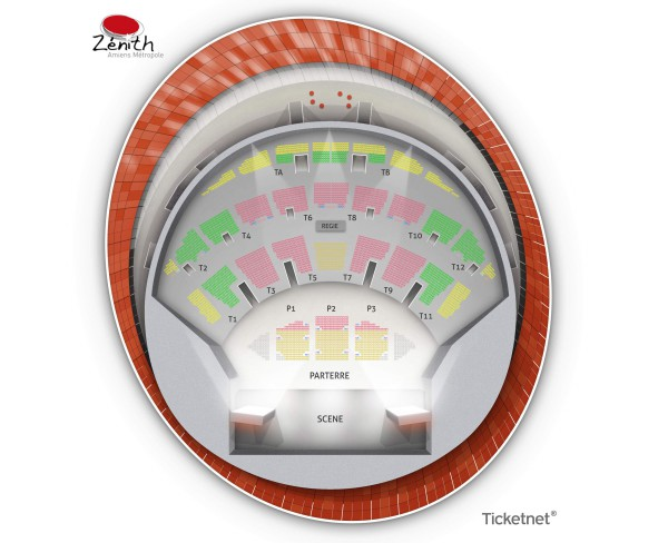 Je Vais T'aimer - Zenith D'amiens from 29 to 31 October 2021