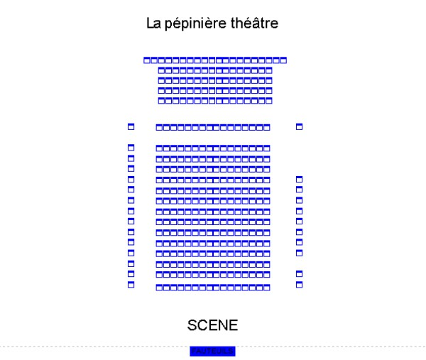 Intra Muros - La Pepiniere Theatre from 27 August 2021 to 1 January 2022