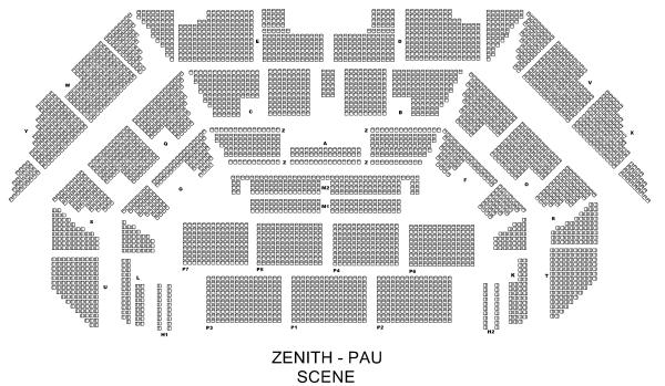Miraculous - Zenith De Pau from 30 October 2020 to 4 December 2021