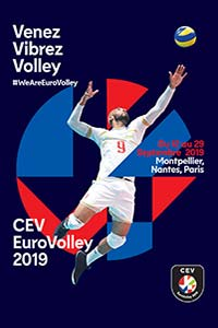 EURO DE VOLLEYBALL
