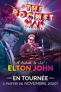 POP LEGENDS : THE ROCKETMAN, TRIBUTE TO SIR ELTON JOHN