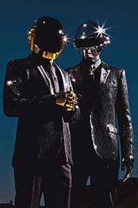 Alerts For Daft Punk On Tour