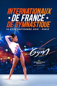 INTERNATIONAUX DE FRANCE DE GYMNASTIQUE