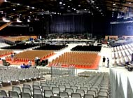 GRAND HALL PARC DES EXPOSITIONS - TOURS
