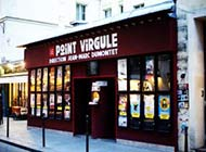 LE POINT VIRGULE - PARIS