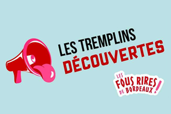 Tremplin Decouvertes 1 - Cafe-theatre Des Chartrons le 22 mars 2018