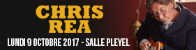 PRESALE - Chris Réa